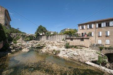Fluss in La Motte