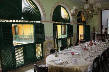 Palast in Trinidad