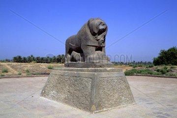iraq  The lion of Babylon