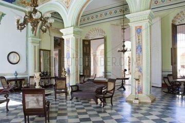 Cuba  Trinidad  palacio cantero museum