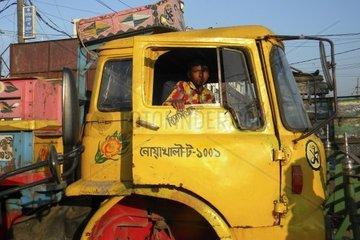 Truck  Chittagong  Bangladesh
