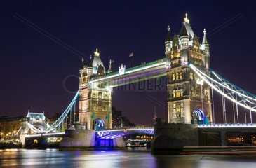 UK  England  London  the Tower Bridge