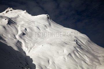 Bergflanke