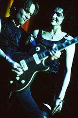 Alannah Myles und Band Live