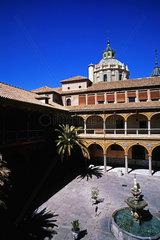 Krankenhaus in Granada