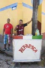 Cuba  Trinidad  peddlers