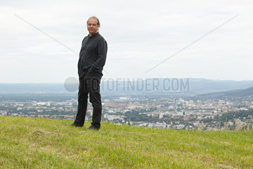 OTT  Karl-Heinz - Portrait of the writer