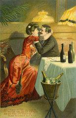 Liebespaar  1913