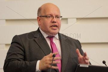 Peter Altmaier  Bundesminister fuer Umwelt  Reaktorsicherheit  Naturschutz