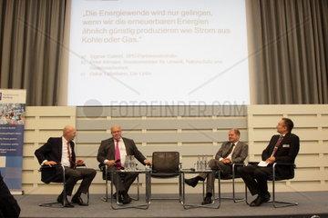 Michael Westhagemann  Peter Altmaier  Olaf Scholz  Dr. Martin Iffert   Podiumsdiskusion