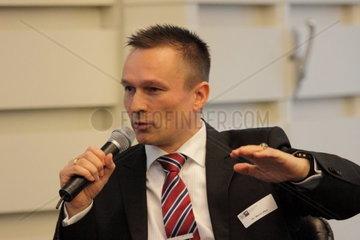 Dr. Martin Iffert  Vorstandsvorsitzender  Trimet Aluminium AG