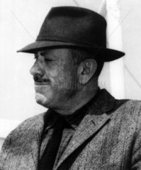 Profile of John Steinbeck