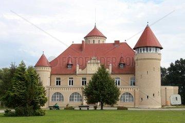 Schloss Stolple  Usedom  Deutschland  Europa