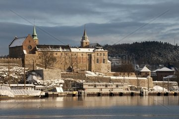Europe  Norway  Oslo  Akershus Castle and fortress