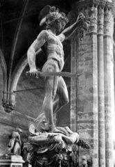 Perseus   Schwert   Kunst