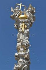 Religioeses Symbol als Schmuckstueck einer Stadt