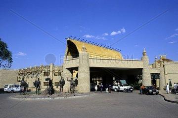 Zimbabwe  The casino to Victoria Falls