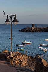 Old Harbour - Playa Blanca  Lanzarote