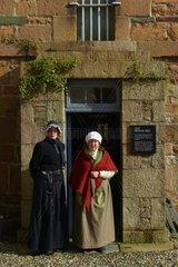 Europe  UK  Scotland  historical jail in Inveraray