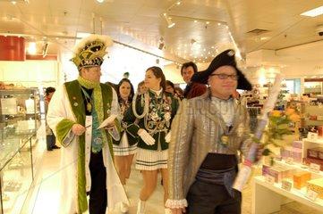 Weiberfastnacht  Carnival Thursday