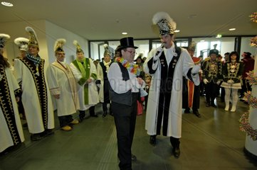 Weiberfastnacht  Carnival Thursday