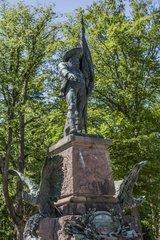Das Denkmal des Tiroler Freiheitskaempers Andreas Hofer
