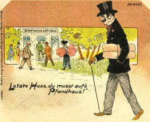 Pfandleihhaus  1902
