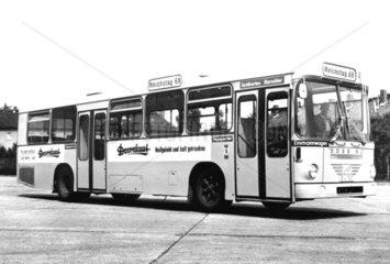 Berlin  BVG-Bus