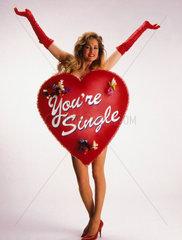Frau mit grossem Herz  Single