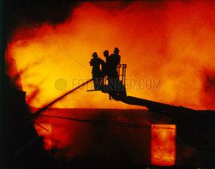Brand loeschen