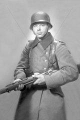 Soldat in der Wehrmacht