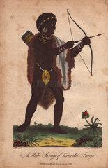 A native of Terra del Fuego