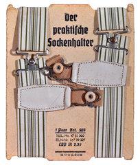Sockenhalter  DDR  1952