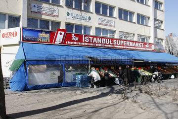 Istambul Supermarkt in Kreuzberg