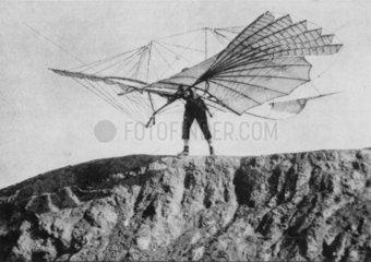 Lilienthals airplane no.2  1895