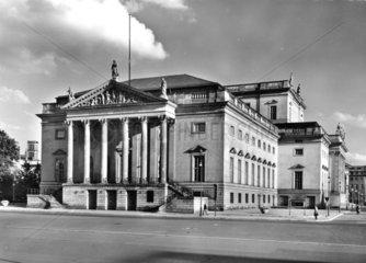 D-Berlin Oper 1741-43 Umbau unter Langhans 1787