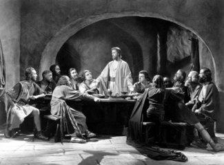 Jesus und seine Juenger