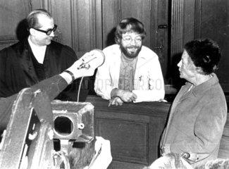 Nov. 67 Fritz Teufel Prozess