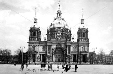 Berlin  Dom