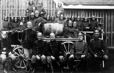 1910  Feuerwehr