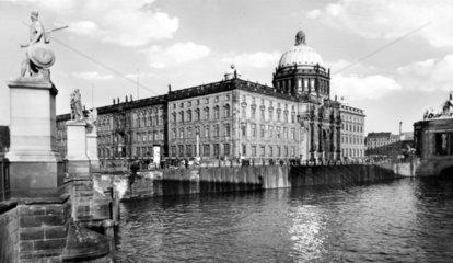 D-Berlin Schloss 1698 unter Friedrch I fertig gestellt