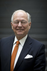 Wolfgang Ischinger  organizer of the Munich Security Conference