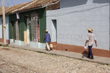 Maenner in Trinidad