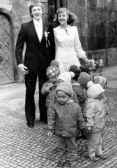 Hochzeit mit 8 Kindern