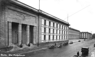 Berlin 1936 Die Reichskanzlei