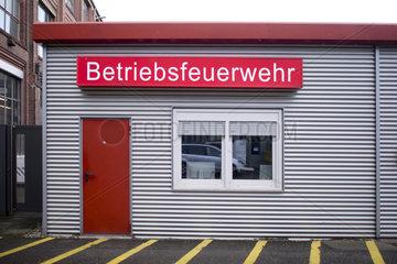 Siemens  Betriebsfeuerwehr