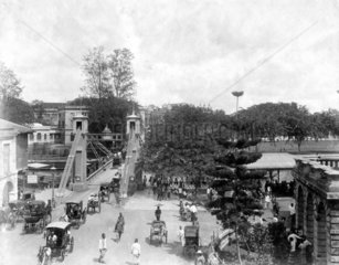 Singapur ca. 1890