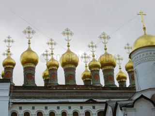 russische-orthodox Kuppeln