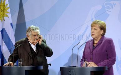 Mujica + Merkel