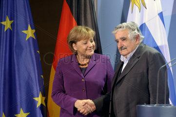 Merkel + Mujica
